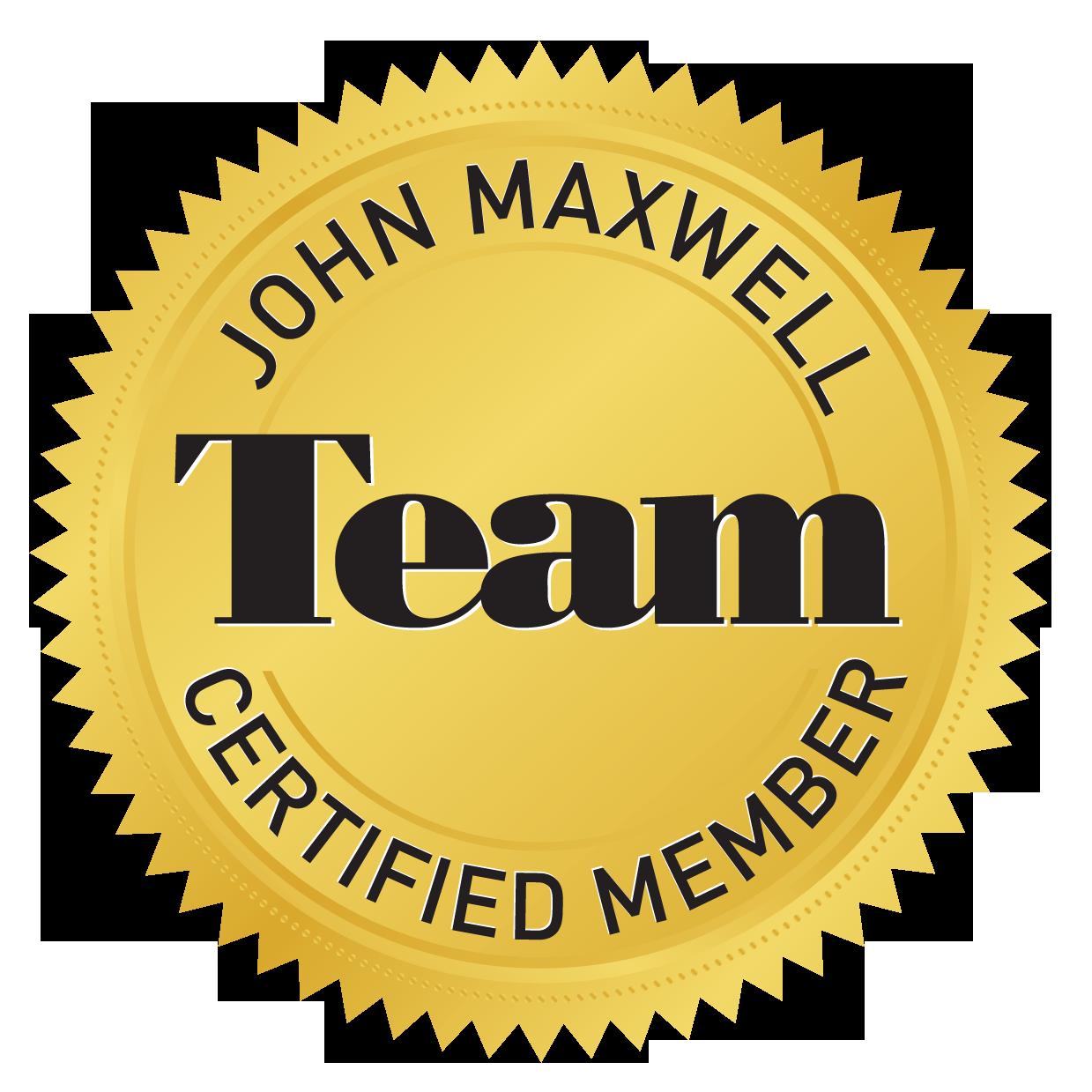 Daniel Gomez is a John Maxwell Team Certified Speaker
