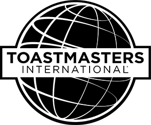 Darcy Keith is a member of Toastmasters International