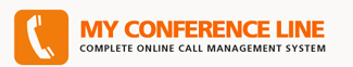 My Conference Line Logo